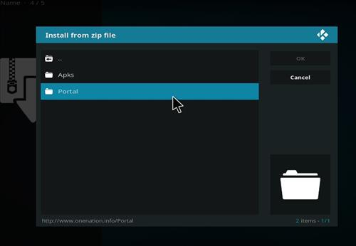 How to install Kodi Collusion Builds with Screenshots step 12