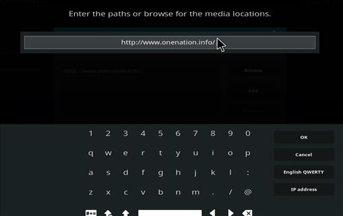 How to install Kodi Collusion Builds with Screenshots step 5