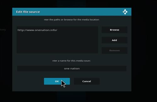 How to install Kodi Collusion Builds with Screenshots step 7