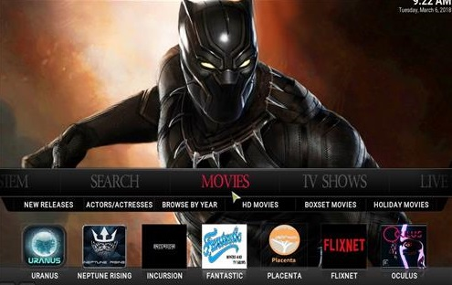 The Top Best Working KODI Build List March 2018 (2)
