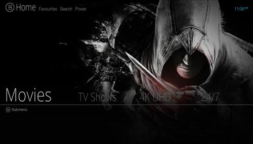 Best Kodi Build For May VooDoo Dark pic 1