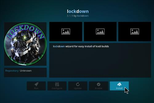 How to Install Lockdown Wizard Kodi Add-on with Screenshots step 18