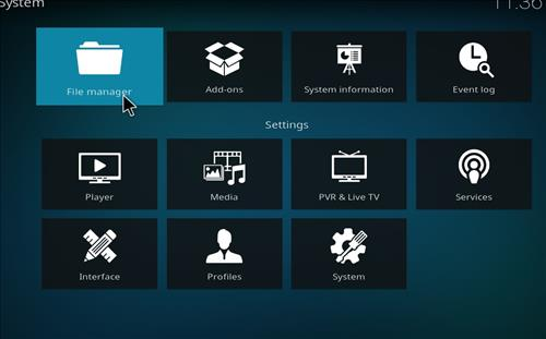 How to Install Neptune Rising Kodi Leia 18 Add-on step 2