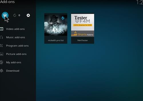 How to Install Nick85 Kodi Add-on with Screenshots step 9