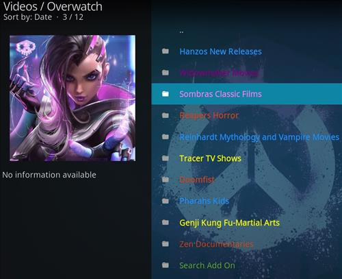 How to Install Overwatch Kodi Add-on with Screenshots pic 2