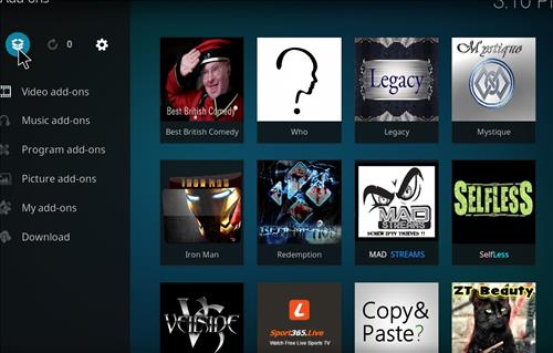 How to Install Predator Kodi Add-on with Screenshots step 9