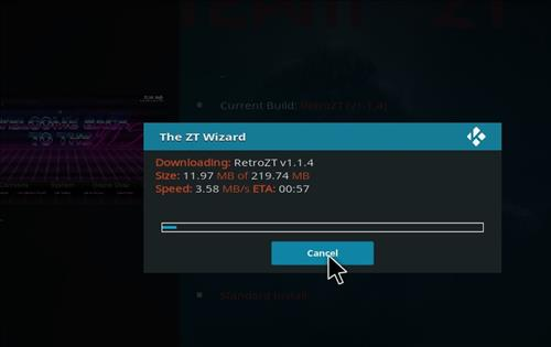 How to Install Retro ZT Kodi Build with Screenshots step 27