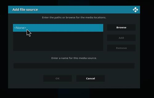 How to Install The Drax Kodi Build Leia 18 with Screenshots step 4