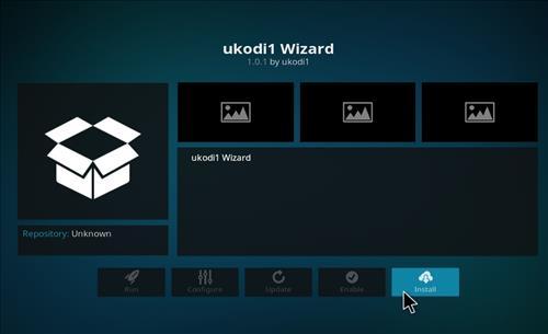 How to Install Tundra Kodi Build with Screenshots step 19
