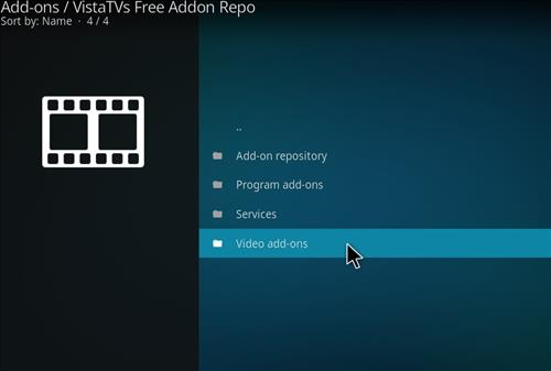 How to Install VistaTV Heaven Kodi Add-on with Screenshots step 16
