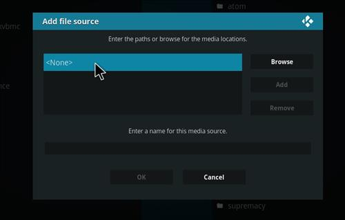 How to Install VistaTV Heaven Kodi Add-on with Screenshots step 4