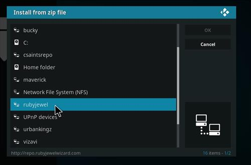How to Install WHO Kodi Add-on with Screenshots step 11