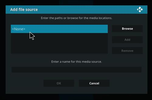 How to Install WHO Kodi Add-on with Screenshots step 4