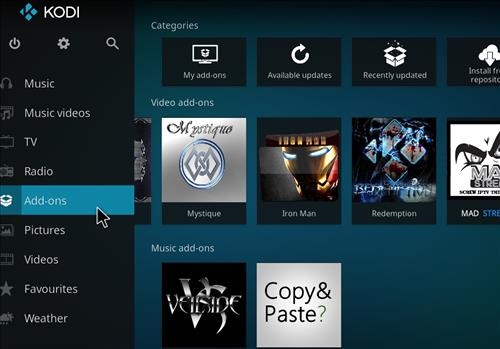 How to Install WHO Kodi Add-on with Screenshots step 8