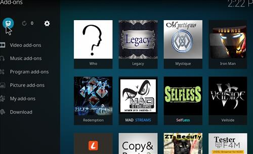 How to Install WHO Kodi Add-on with Screenshots step 9