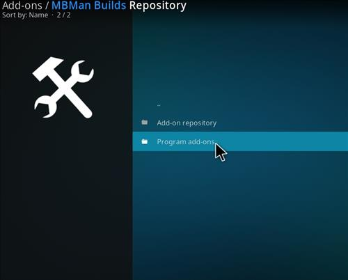How to Install X-onic Kodi Build With Screenshots step 16