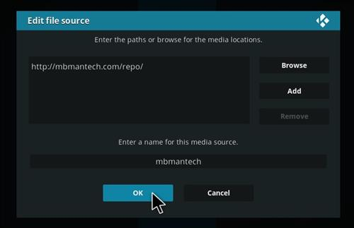 How to Install X-onic Kodi Build With Screenshots step 7