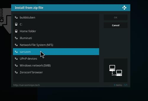 How to Install YD Kodi Add-on with Screenshots step 11