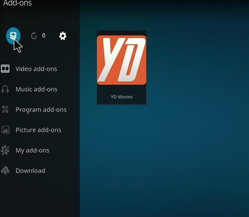 How to Install YD Kodi Add-on with Screenshots step 9