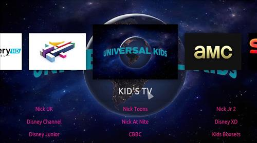 How top Install The Sky Kodi Build with Screenshots pic 3