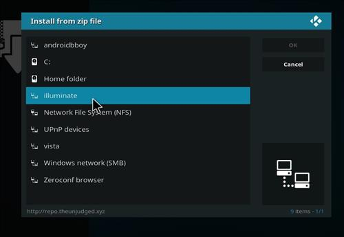How to Install Angelus Kodi Addon with Screenshots step 11
