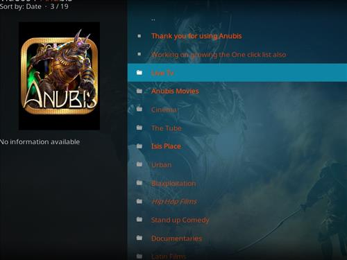 How to Install Anubis Kodi Add-on with Screenshots pic 2