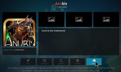 How to Install Anubis Kodi Add-on with Screenshots step 18
