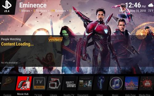 How to Install Eminence Kodi Build with Screenshots pic 1