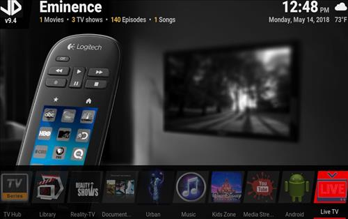 How to Install Eminence Kodi Build with Screenshots pic 3