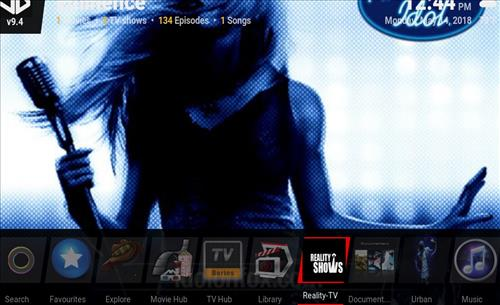 How to Install Eminence Kodi Build with Screenshots step 22