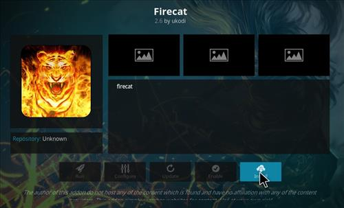 How to Install Firecat Kodi Add-on with Screenshots step 18