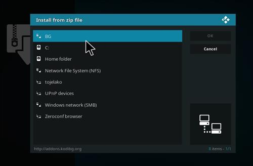 How to Install Highlights Football Kodi Add-on with Screenshots step 11