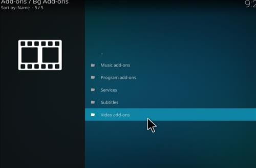 How to Install Highlights Football Kodi Add-on with Screenshots step 16