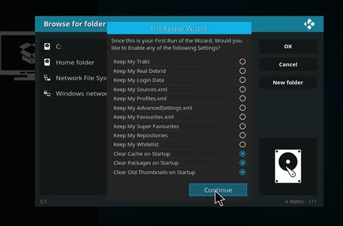 How to Install Ignite Kodi Build with Screenshots step 15