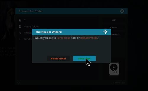 How to Install Lobo Kodi Build with Screenshots step 21