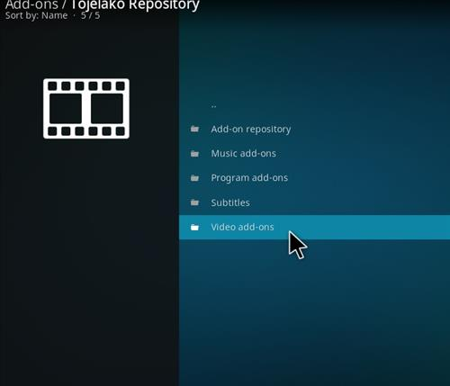 How to Install Nevena Cinema Kodi Add-on with Screenshots step 16