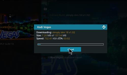How to Install Simply Slim Kodi Build Leia 18 step 26