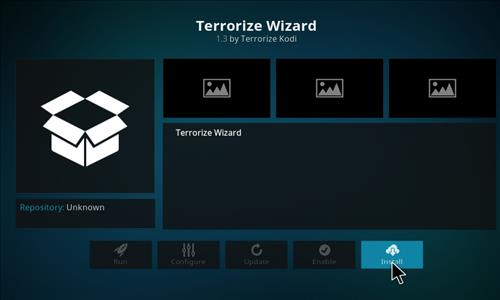 How to Install Stargate Kodi Build with Screenshots step 18