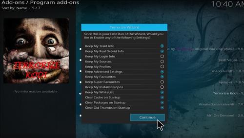 How to Install Stargate Kodi Build with Screenshots step 21