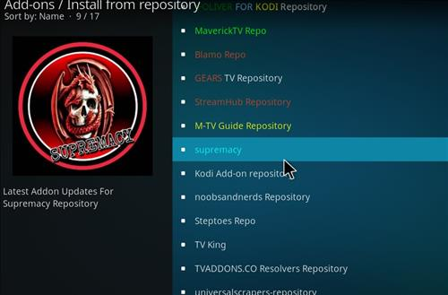 How to Install The Magic Dragon Kodi Add-on with Screenshots step 16