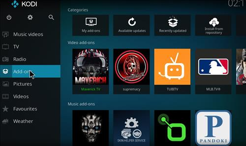How to Install The Magic Dragon Kodi Add-on with Screenshots step 8