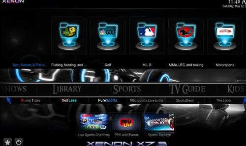 How to Install Xenon Kodi Build Leia 18 pic 3