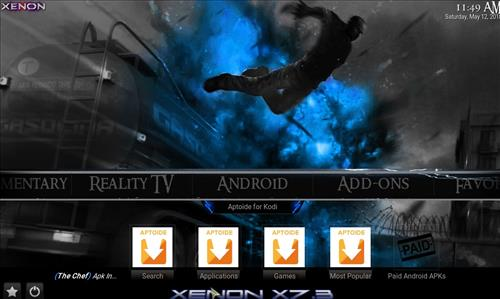 How to Install Xenon Kodi Build Leia 18 pic 4