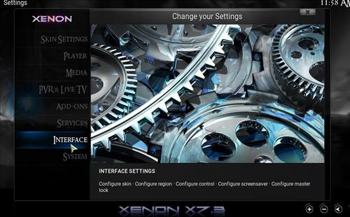How to change the Skin back to Default Estuary xenon step 2