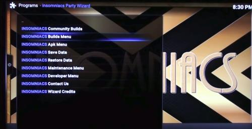 how to Install Insomniacs APK on the Amazon Firestick & TV pic 3
