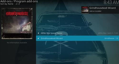 how to install GRINDHOUSE Builds with screnshots step 19