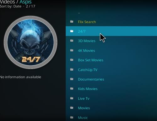 How to Install Aspis Kodi Add-on with Screenshots pic 2