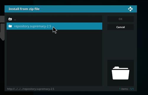 How to Install Aspis Kodi Add-on with Screenshots step 12