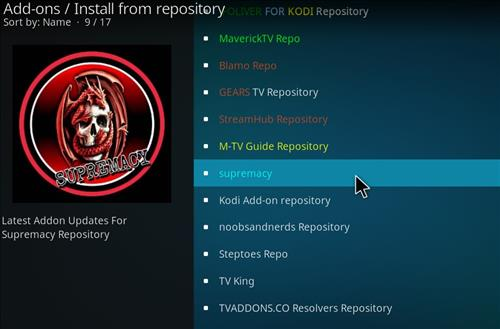 How to Install Aspis Kodi Add-on with Screenshots step 16