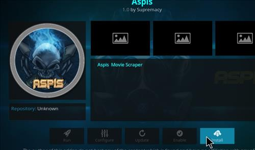 How to Install Aspis Kodi Add-on with Screenshots step 18
